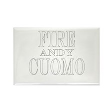 Fire Andy Cuomo Rectangle Magnet