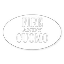 Fire Andy Cuomo Decal