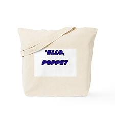 Poppet Tote Bag