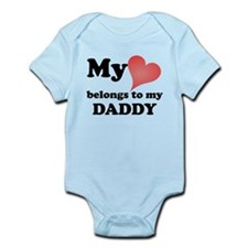 My Heart Belongs To My Daddy Body Suit