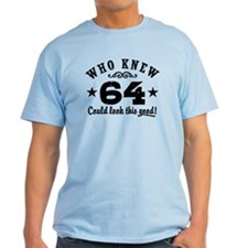 Funny 64th Birthday T-Shirt