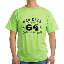 Funny 64th Birthday T-Shirt
