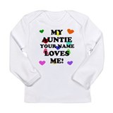 My auntie loves me Infant T-Shirt