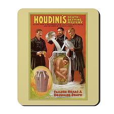 Houdini Milk Can Mousepad