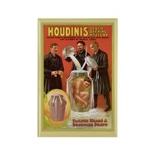 Houdini Milk Can Magnets