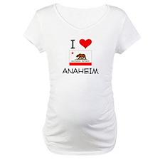 I Love Anaheim California Shirt
