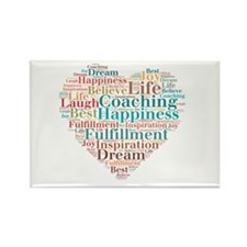 Coaching Wordart Magnets