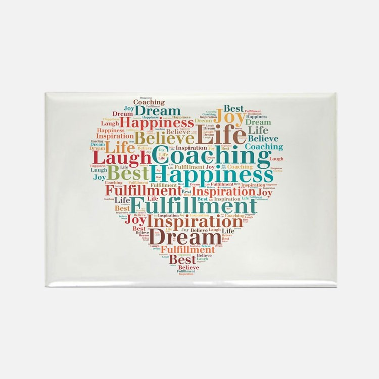 Coaching Wordart Magnets
