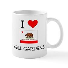 I Love Bell Gardens California Mugs