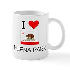 I Love Buena Park California Mugs