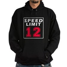 Speed Limit 12 Hoodie