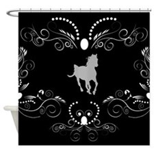 Horse, Shower Curtain