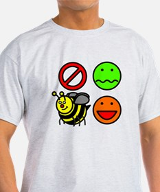 Dont Worry Bee Happy T-Shirt