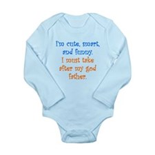 I Must Take After My Godfather Body Suit