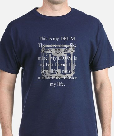 This is my drum -- new items T-Shirt