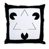 Triangle Throw Pillows