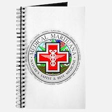 Medical Marijuana logo Journal