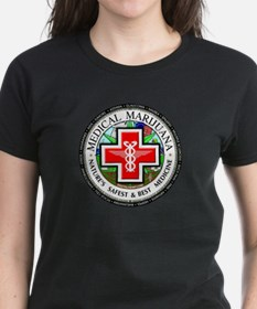 Medical Marijuana logo Tee