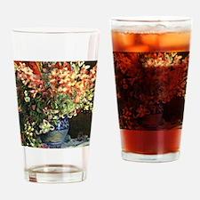 Renoir: Gladiolas in a Vase Drinking Glass