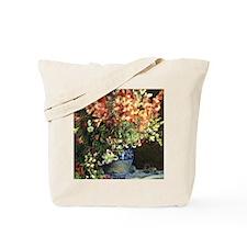 Renoir: Gladiolas in a Vase Tote Bag