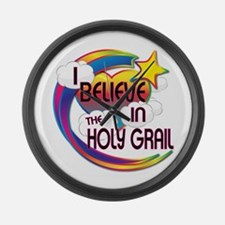 I Believe In The Holy Grail Cute Believer Design L
