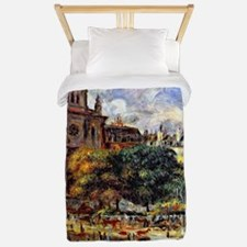 Renoir - Church of the Holy Trinity in  Twin Duvet