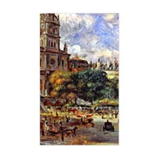 Renoir - Church of the Holy Tr Decal