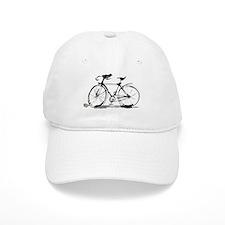 Bicycle Baseball Cap