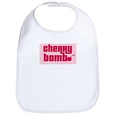 CHERRY BOMB Bib