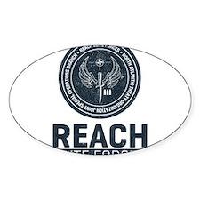 Reach Elite Forces Portrait Logo Decal