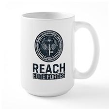 Reach Elite Forces Portrait Logo Mugs