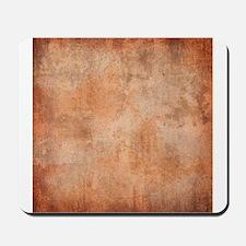 Brown Watercolor Mousepad