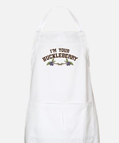 Im Your Huckleberry Apron