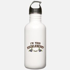 Im Your Huckleberry Water Bottle