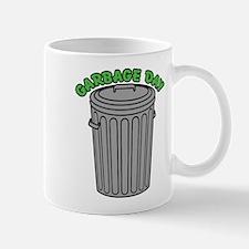 Garbage Day Trash Can Mugs