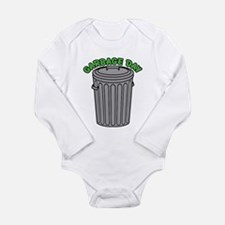 Garbage Day Trash Can Body Suit