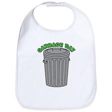 Garbage Day Trash Can Bib