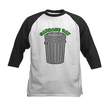 Garbage Day Trash Can Baseball Jersey