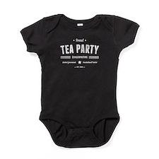 Tea Party Conservative Baby Bodysuit