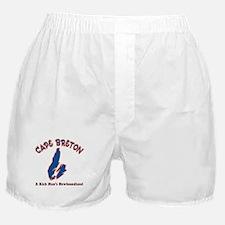 Cape Breton Boxer Shorts