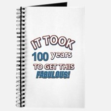 Took 100 years to look this fabulous Journal