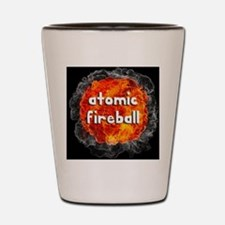 fireball Shot Glass