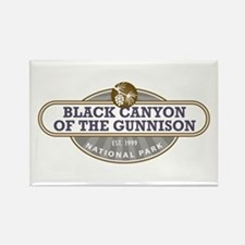 Black Canyon o the Gunnison National Park Magnets