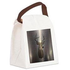 stainless deer  Canvas Lunch Bag