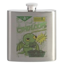 Cthuloops Flask