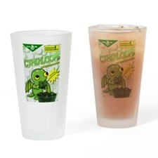 Cthuloops Drinking Glass