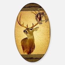 western country deer Decal