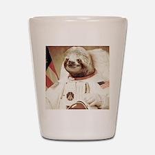 Astronaut Slot Shot Glass