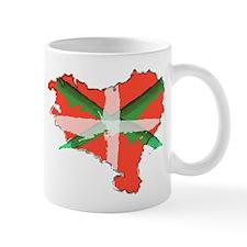 Painted Basque Country Mug
