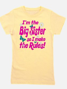 Big Sister.png Girl's Tee